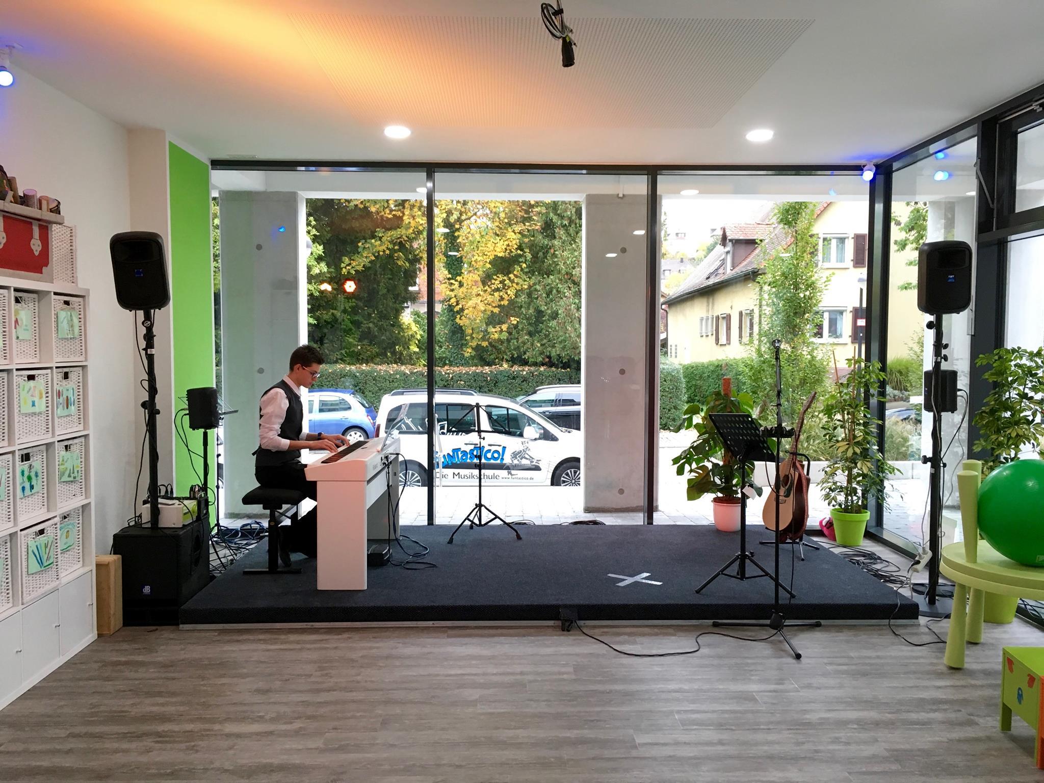 Weinsberg - Musikschule - Saal